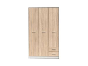 3-дверные шкафы