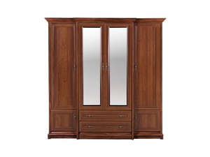 4-durvju skapji
