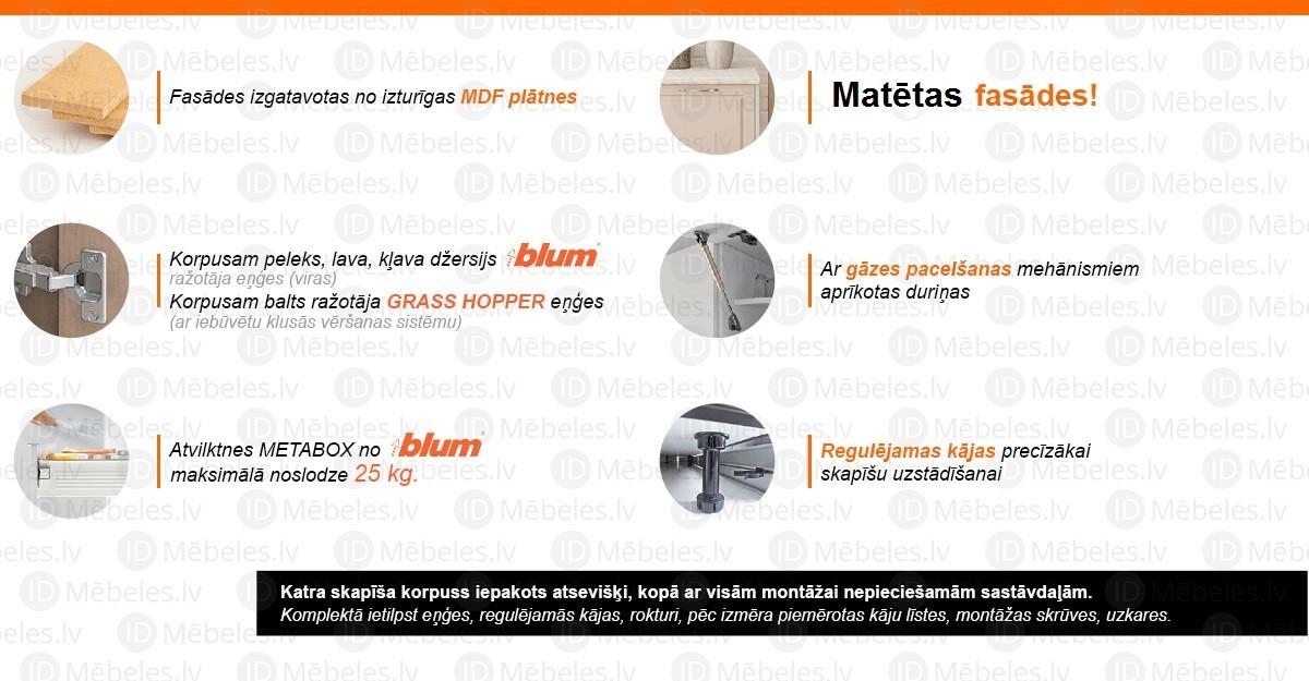ST White mat