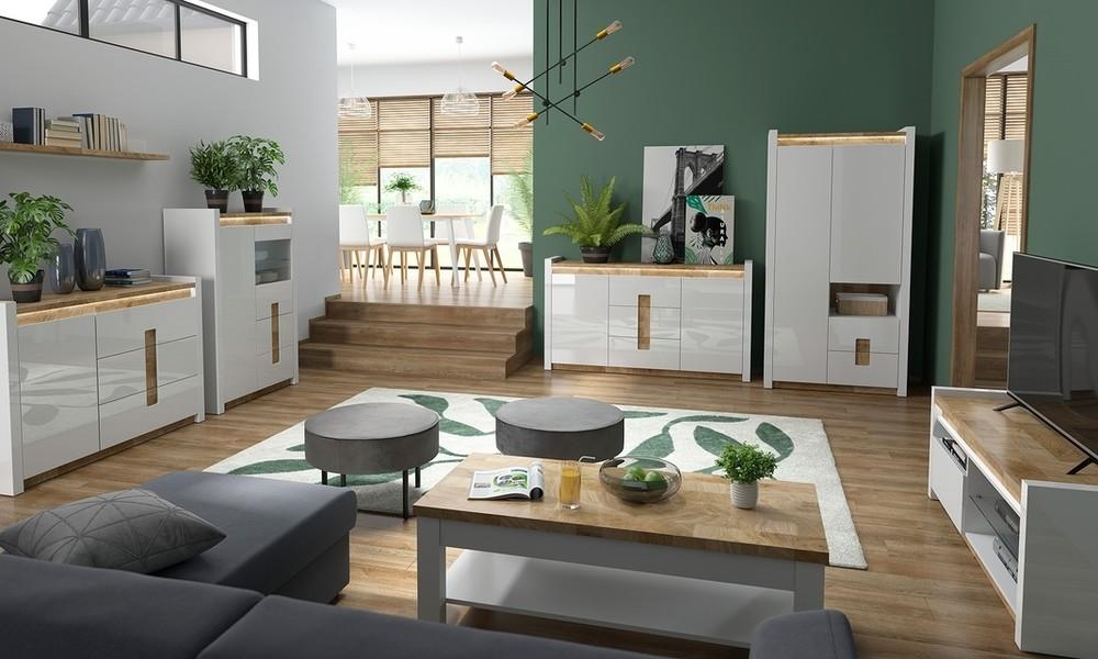 Viesistabas mēbeles: jauni risinājumi Jūsu mājoklim