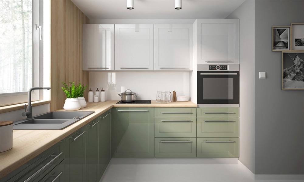 Matētas un glancētas virtuves mēbeles: ko un kāpēc izvēlēties?