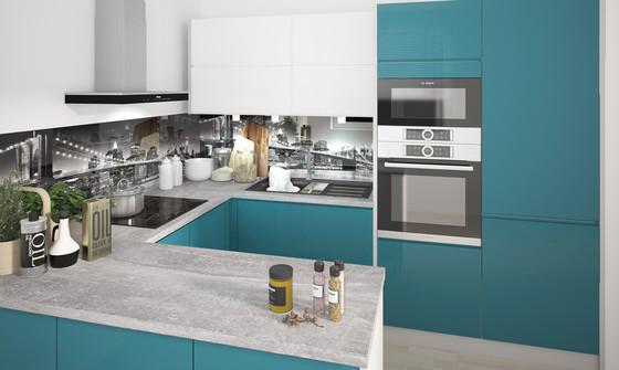 Modernas virtuves mūsu sortimentā.