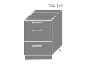 Apakšējais skapītis Violet D3M/60