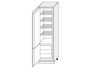 Skapis iebūvējamajam ledusskapim Rose Red D14/DL/60/207