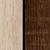 Korpuss: Sonoma gaišs. Fasāde: Sonoma gaišs / Sonoma tumšs
