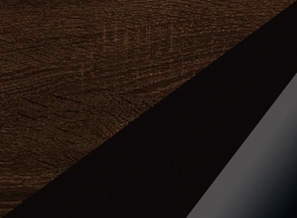 Sonoma tumšs / Melns pulēts