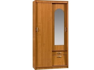Skapis ar spoguli Aleksander 3