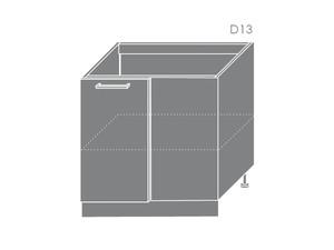 Apakšējais stūra skapītis Violet D13 U