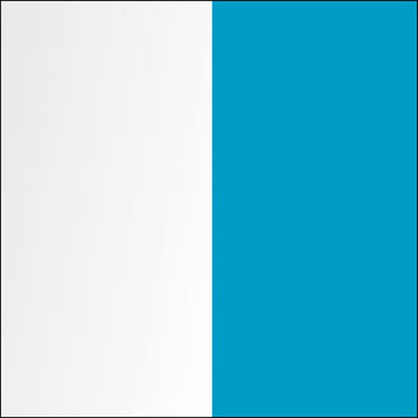 Balts Lux / Tirkīzs