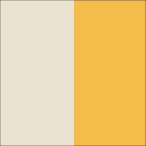 Krēms / Oranžs