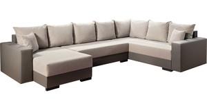 Stūra dīvāns ID-10946