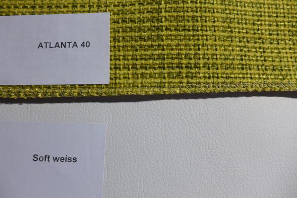 Atlanta 40 / soft weis