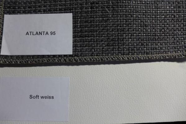 Atlanta 95/soft weiss