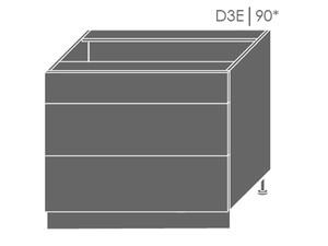 Apakšējais skapītis Violet D3E/90