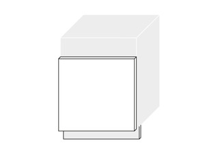 Panelis trauku mazgājamai mašīnai Vanilla ZM57/60