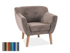 Atpūtas krēsls ID-11739