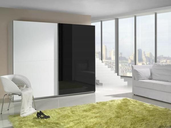 Balts pulēts/melns pulēts Lux 2