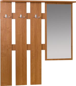 Drēbju pakaramais ar spoguli ID-12020