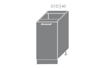 Apakšējais skapītis Heban D1D/40