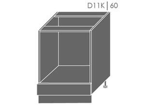 Skapītis cepeškrāsnij Heban D11K/60