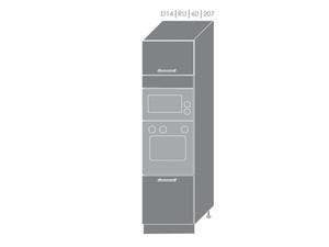 Virtuves skapītis Heban D14/RU/60/207