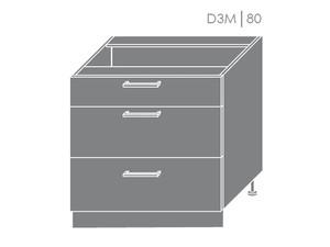 Apakšējais skapītis Heban D3M/80