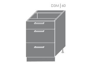 Apakšējais skapītis Heban D3M/60
