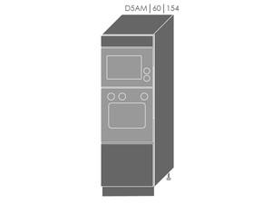 Virtuves skapītis Heban D5AM/60/154