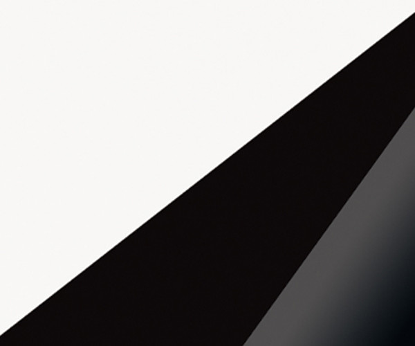 Balts / Melns pulēts