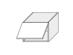 Augšējais skapītis White mat W4B/50