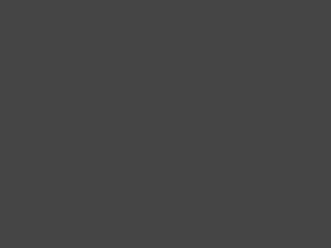 Augšējais stūra skapītis White mat W10/60