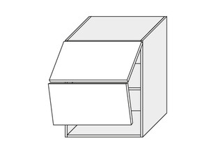 Augšējais skapītis White mat W8B/60 AVENTOS