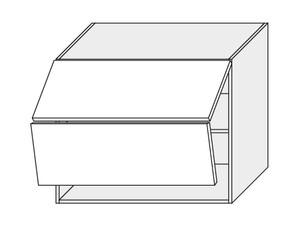 Augšējais skapītis White mat W8B/90 AVENTOS