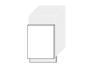 Panelis trauku mazgājamai mašīnai White mat ZM57/45