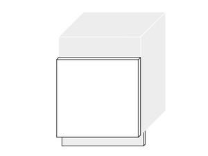 Panelis trauku mazgājamai mašīnai White mat ZM57/60