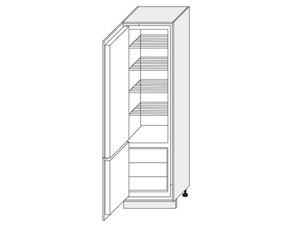 Skapis iebūvējamajam ledusskapim Dab Pestka D14/DL/60/207