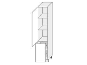 Virtuves skapītis Sonoma 2D14K/40+cargo