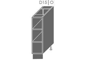 Apakšējais skapītis Heban D15/O