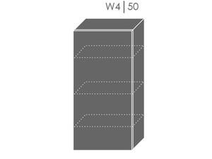 Augšējais skapītis Heban W4/50