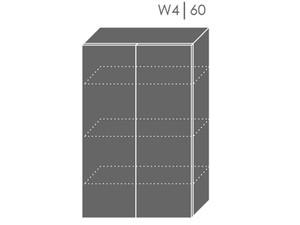 Augšējais skapītis Heban W4/60
