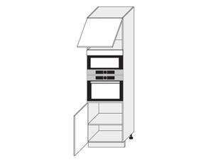 Virtuves skapītis White EM D14/RU/60/207
