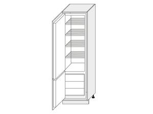 Skapis iebūvējamajam ledusskapim Dab Kraft D14/DL/60/207