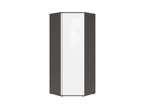 Tungsten pelēks / Pulēts balts