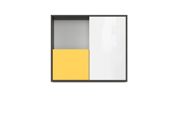 Pelēks Wolfram / Balts pulēts / Dzeltens