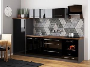 Virtuves komplekts Black 280