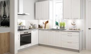 Virtuves komplekts EM White 280/180