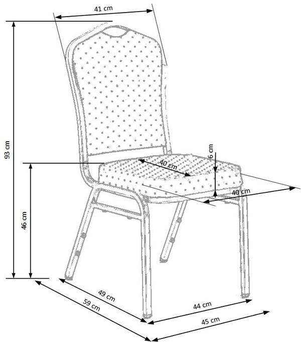 Krēsls ID-16941