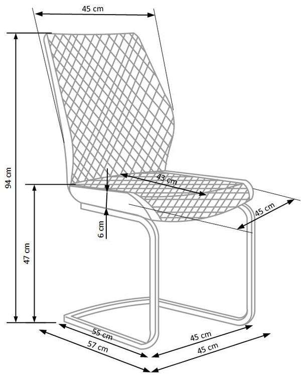 Krēsls ID-16986