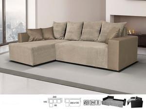 Stūra dīvāns Aspen LC2