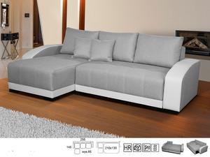 Stūra dīvāns Loft II